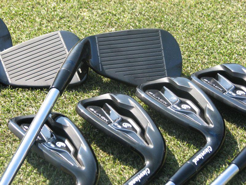 Cleveland CB Black Irons