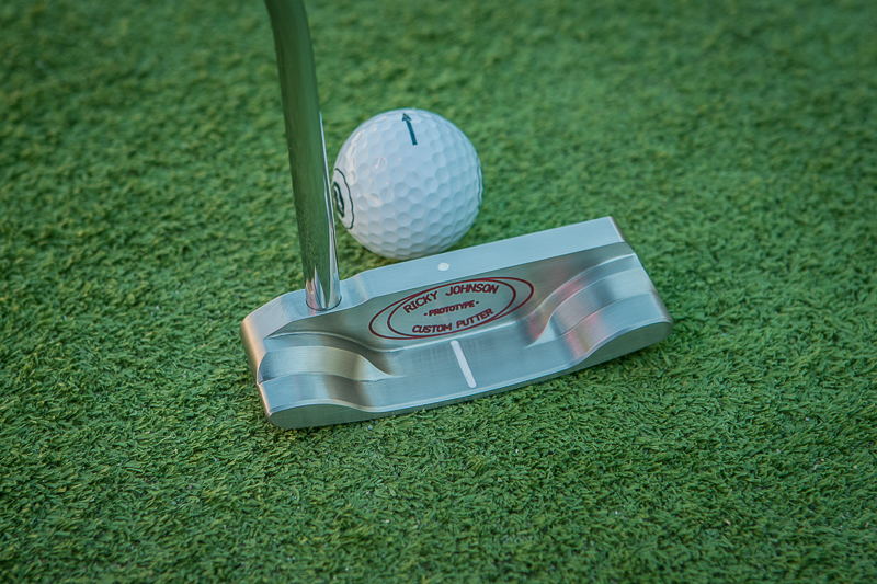 Ricky Johnson Custom Putters