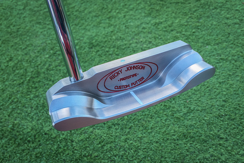 Ricky Johnson Custom Putter