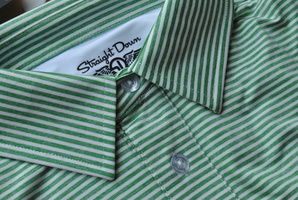 Straight Down apparel