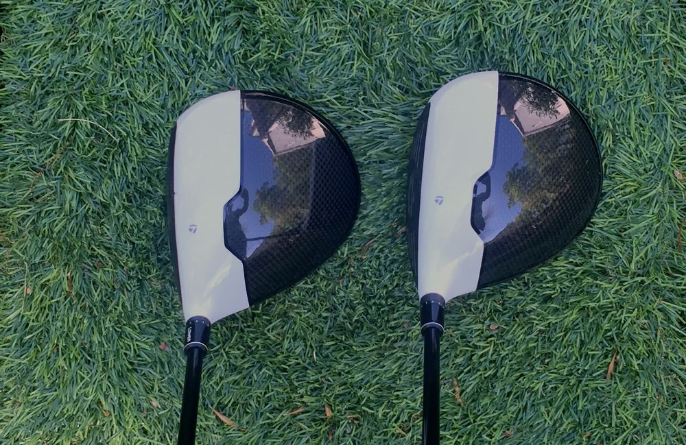 Taylormade M1 v M2 Driver 1