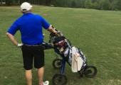 Rugged golfing