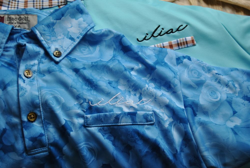 iliac golf apparel