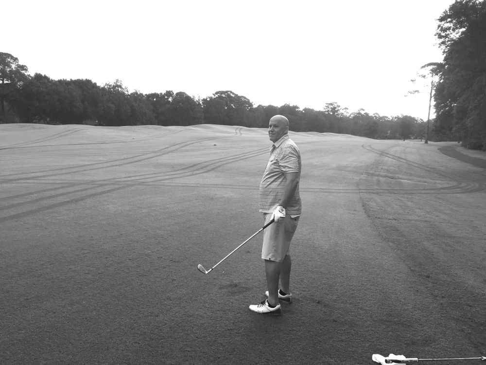 Arthur Hills golf Palmetto Dunes