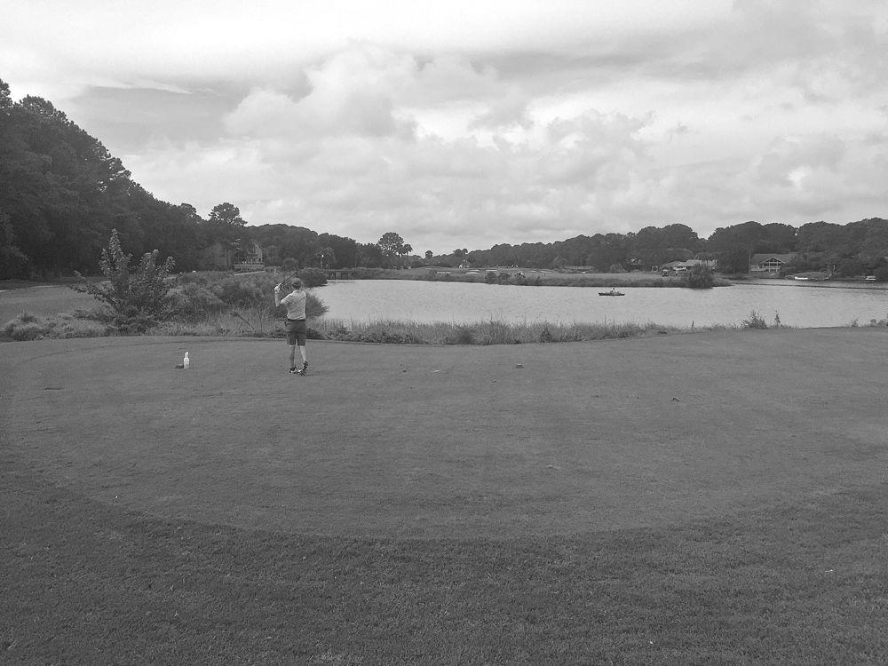 Rober Trent Jones golf Palmetto Dunes