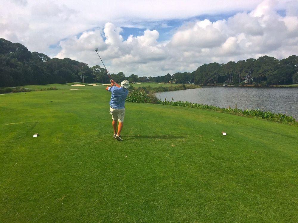 Robert Trent Jones golf Palmetto Dunes