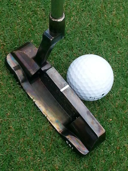 Strokes Gained Putter