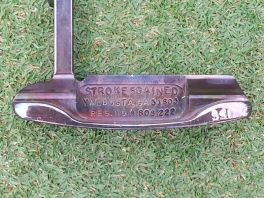 Strokes Gained Putters