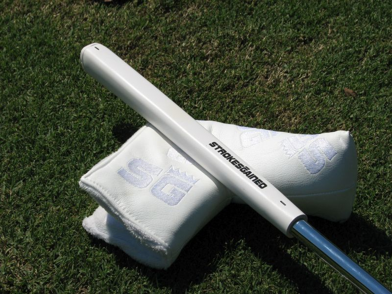 Headcover and grip