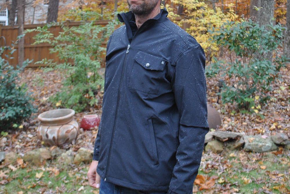 link soul Rain jacket