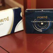 Forte Golf balls