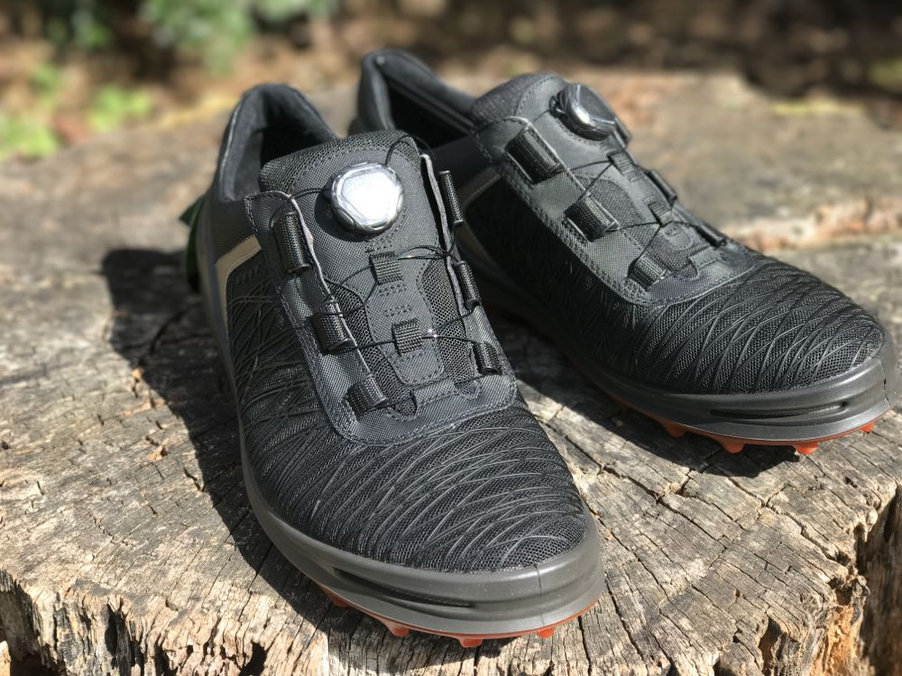 Ecco Cage Pro - Maybe the best golf