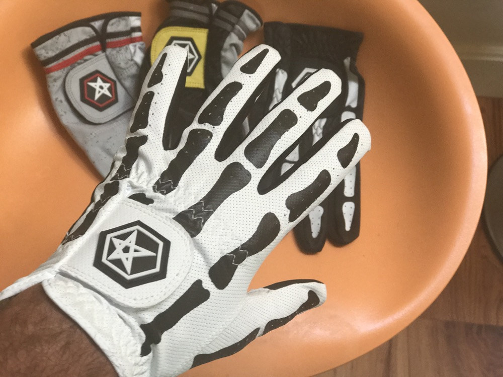 Asher Golf Glove