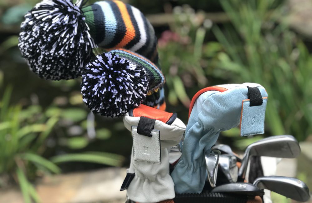 Stitch Golf Head Covers