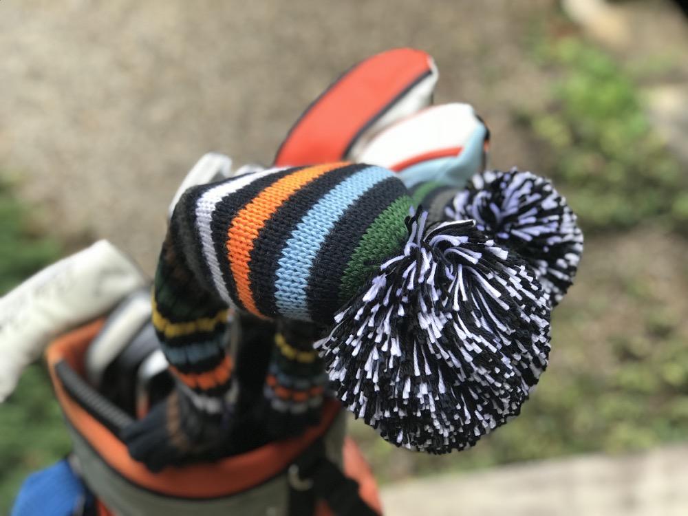 Stitch Golf Head Covers