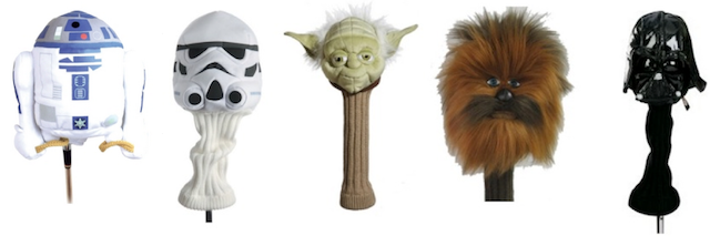 Star Wars Headcovers